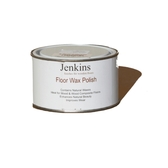 Jenkins Paste Floor Wax Clear W101