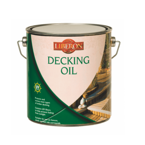 Liberon Decking Oil 5L