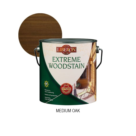 Liberon Extreme Woodstain 1L
