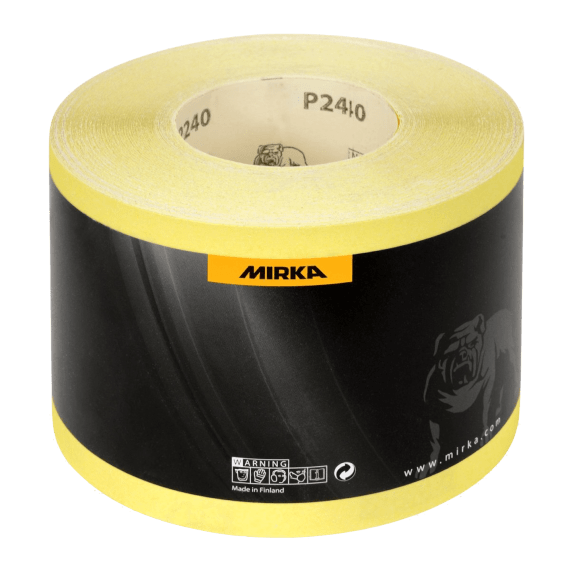 Mirka Hiomant Roll 115mm x 50m