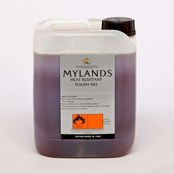 Mylands Heat Resistant French Polish