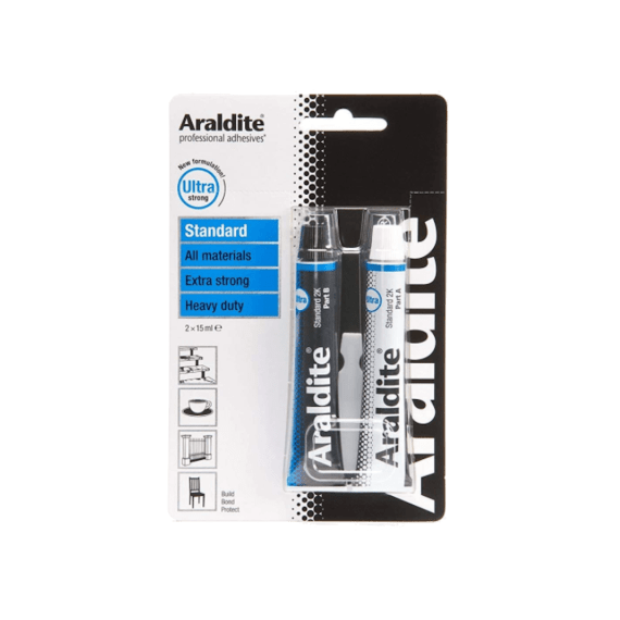 Araldite Epoxy Glue (2x15ml)