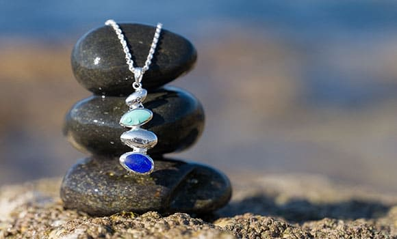 Unique surf and beach jewellery