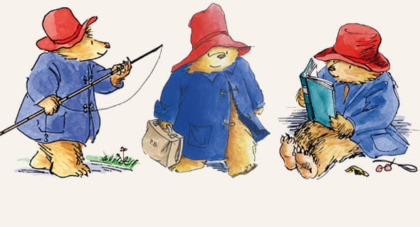 Paddington Bear Gift Stationery and Greeting Cards from Museums & Galleries