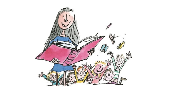 Roald Dahl Gift Stationery and Greeting Cards from Museums & Galleries