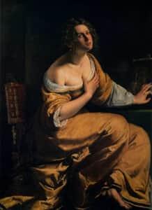 Artemisia Gentileschi, Marie-Madeleine