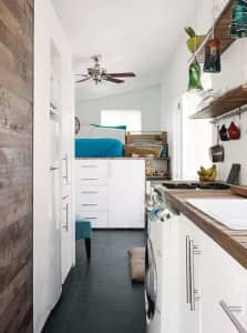 my_own_private_idaho_kitchen_reclaimed_sink_elevated_bed