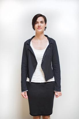 Alabama Chanin Organic Cotton Gwenn Jacket