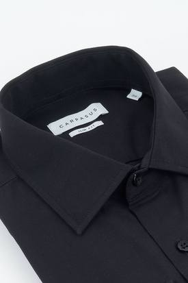 CARPASUS Organic Cotton Men's Classic Shirt | Black