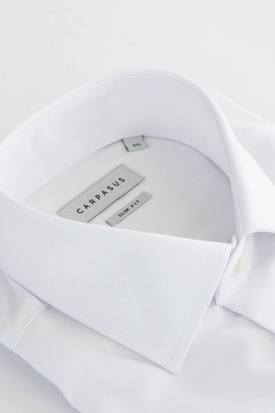 CARPASUS Organic Cotton Men's Classic Shirt | White