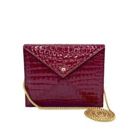 GUNAS New York MULBTEX™ About Last Night Clutch | Ruby