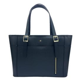 GUNAS New York Vegan Leather Miley Tote | Black