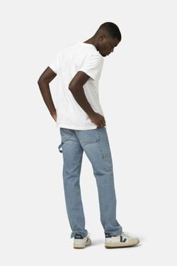 MUD Jeans Men's Will Works Jeans - Heavy Stone | Ecoture