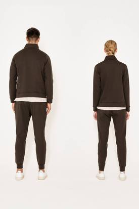 Riley Studio Unisex Co-Ord Track Pants | Forest