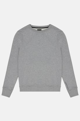 Riley Studio Unisex 'Human Kind' Classic Sweatshirt | Grey Marle