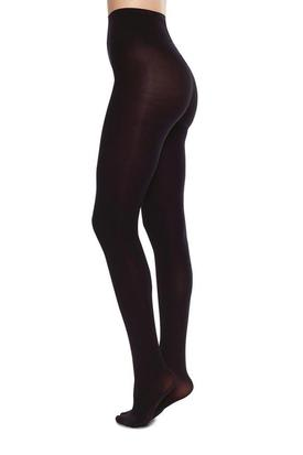 Swedish Stockings Lia Premium Opaque Tights | Black