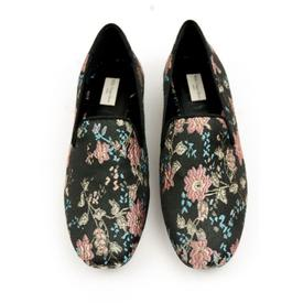 Will's Vegan Shoes Women's Slip-On Loafers | Spring Floral