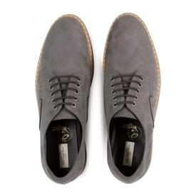 Will's Vegan Shoes Signature Derbys | Grey