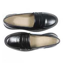 Will's Vegan Shoes Women's Loafers - Black | Ecoture