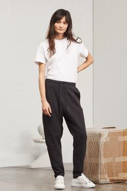 Kowtow Building Block Lounge Pant - Black Marle | Ecoture