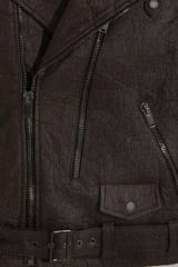 Altiir Men's Piñatex Neo-Classic Biker Jacket | Brown