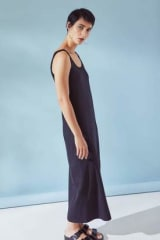 Kowtow Organic Cotton Singlet Dress | Black