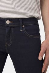 MUD Jeans Slim Lassen Jeans | Strong Blue