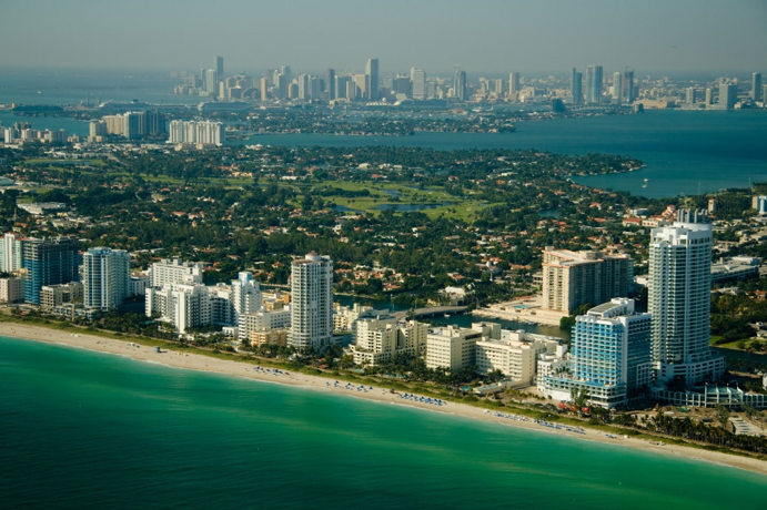 Miami water supply at risk. What about rainwater harvesting, grey water, rainwater collection