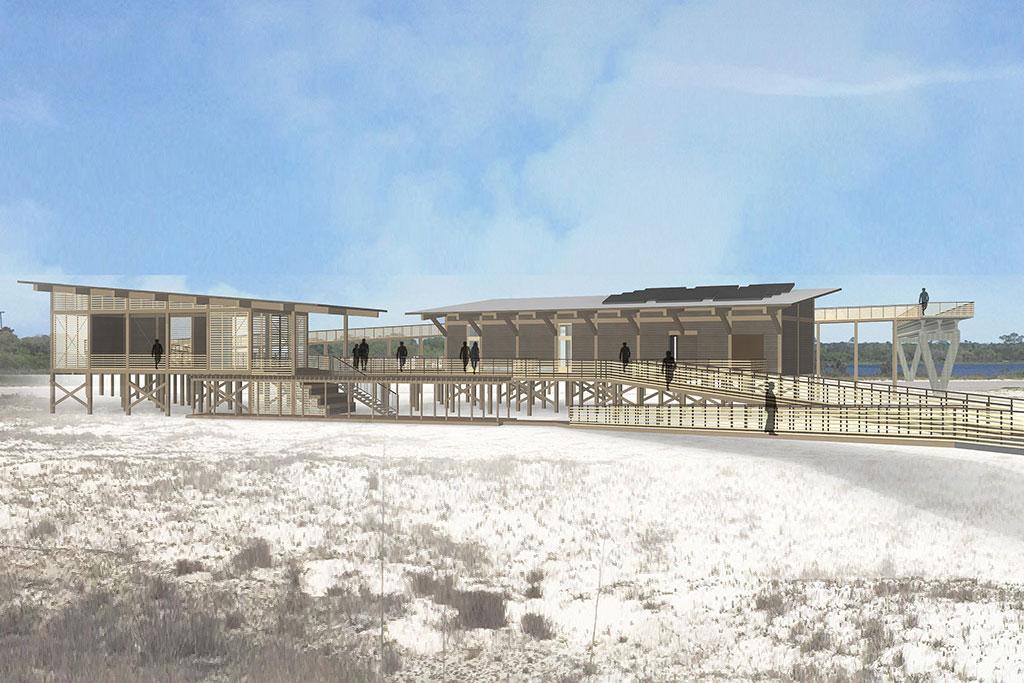 Gulf State Park Interpretive Center