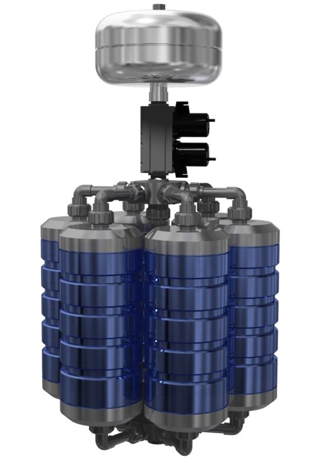 greywater recycling system aqualoop