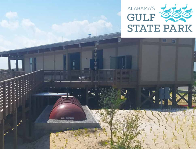 gulf state park, Interpretive Center, Gulf Shores, AL