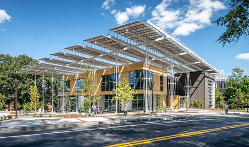 Can Buildings Produce More Than They Consume? Georgia Tech Thinks So Ecovie Water