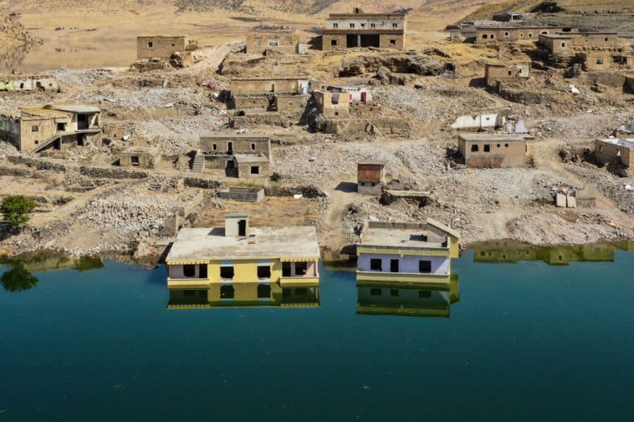 Turkey's dam-building program could generate fresh conflict in the Middle East Ecovie Water