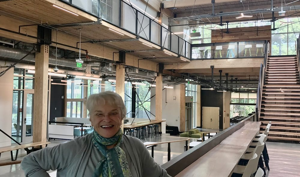 Southeast's greenest building opens at Georgia Tech Ecovie Water