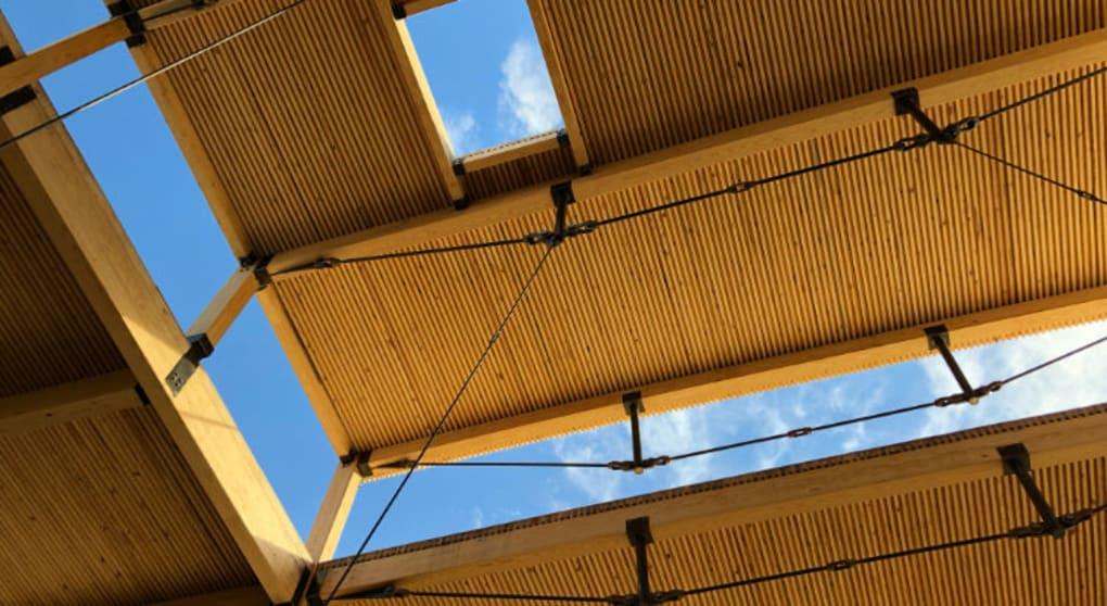 Kendeda Building by Ecovie Water