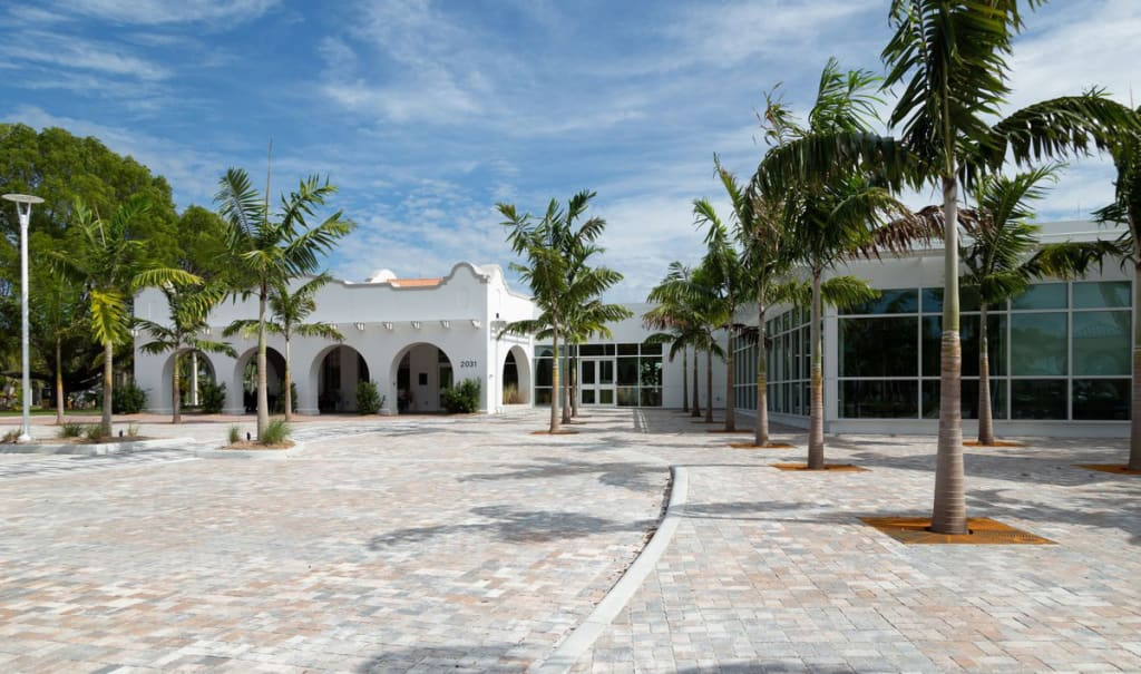 Community Foundation's Collaboratory earns LEED Gold certification Ecovie Water