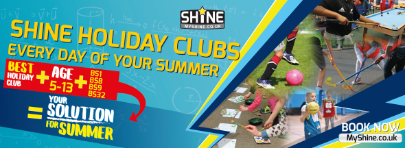 Shine = Your Solution For Summer!