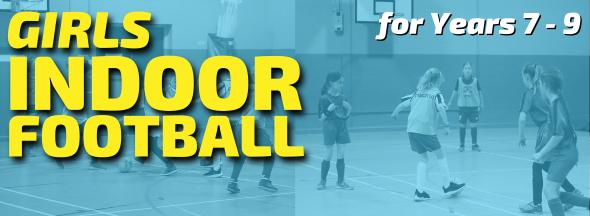 Girls Indoor Football