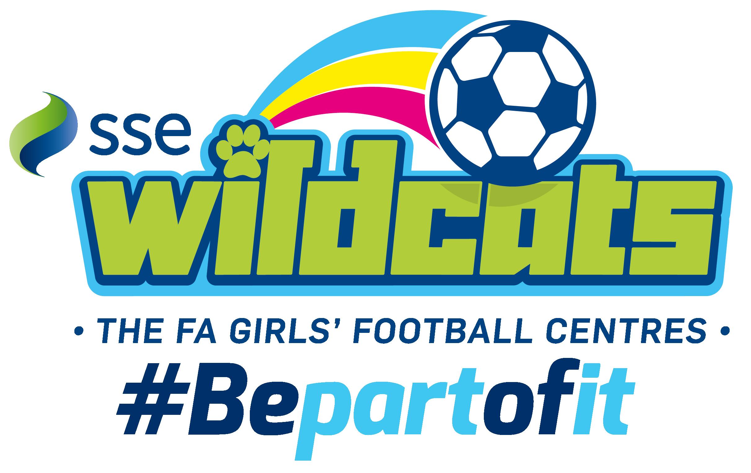 Shine Wildcats Girls' Football Squad
