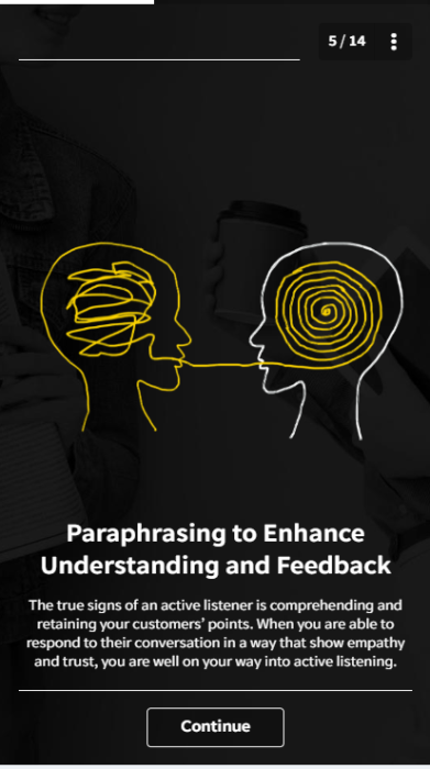 Sales Training Topic Idea- Effective Communication