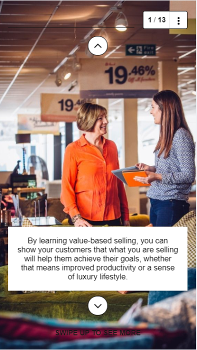 Sales Training Topic Idea - Selling Strategies