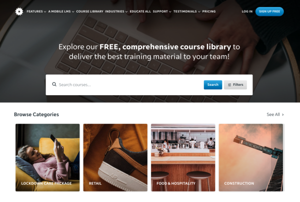 Connected Learning - EdApp editable course library