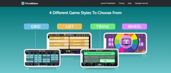 Online Quiz Maker - TriviaMaker
