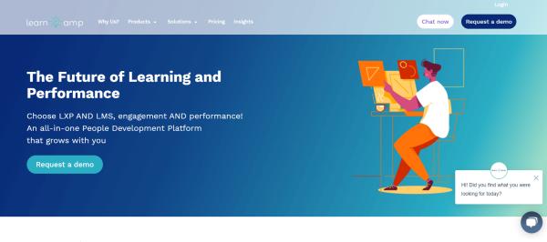 Learning Engagement Platform - Learn Amp