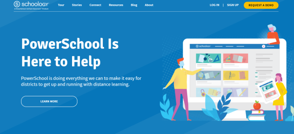 Learning Engagement Platform - Schoology