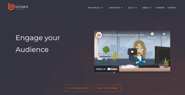 Skills Assessment Tool - Brilliant Assessment