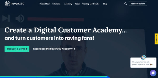 Training Management Software - Raven360