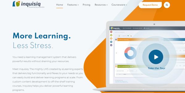 Online Course Creation Software - Inquisiq