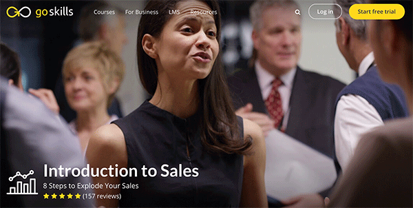 Sales Course - Introduction to Sales