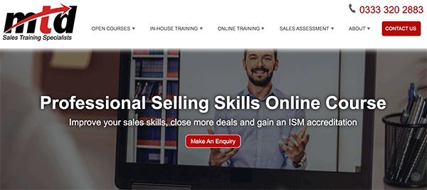 Sales Course - Selling Skills